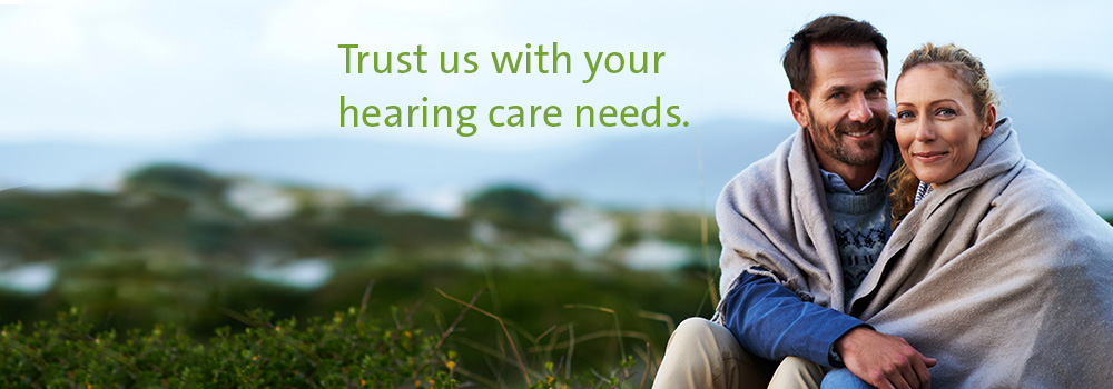 Trust us with your hearing care needs.